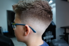 Barber Shop Szeged - Haircut